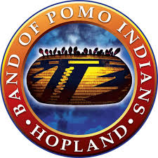 Hopland Band of Pomo Indians logo