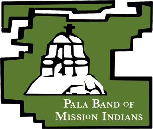 Pala Band of Mission Indians logo