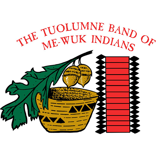 Tuolumne Band of Me-Wuk Indians logo