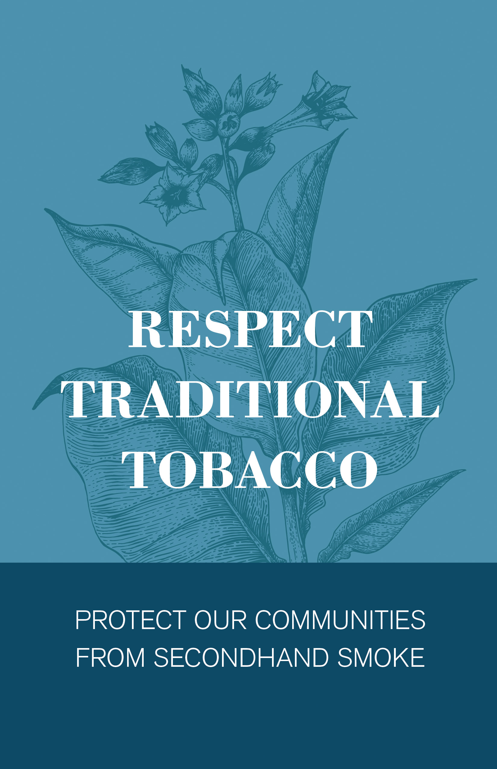 Respect Traditional Tobacco - Booklet