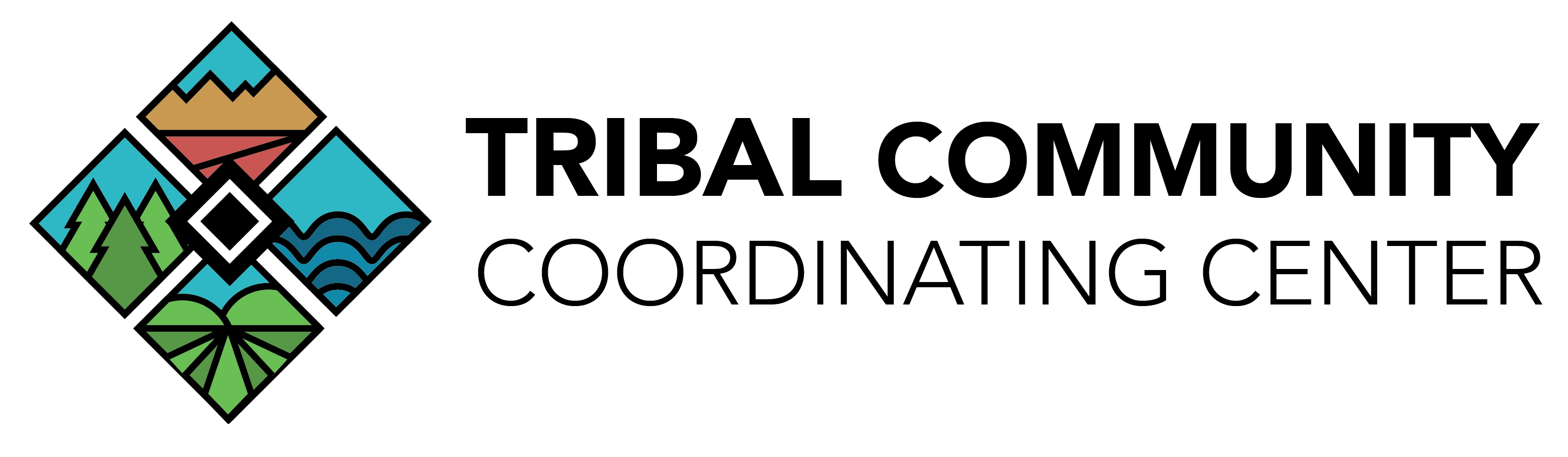 Tribal Community Coordinating Center logo
